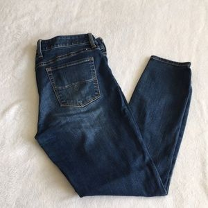 Lucky Brand Lolita Capri Jeans